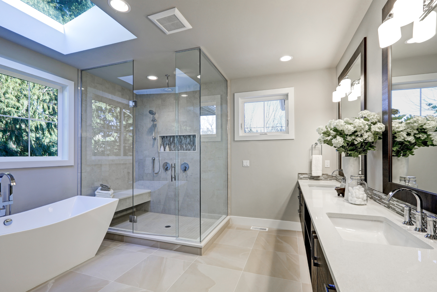 Bathroom Renovation Services in Newtown Square